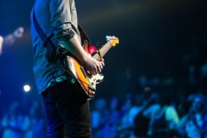 The guitarist's guide to common live performance problems