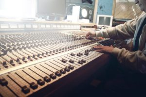 Options Available if You Have an Interest in Sound Engineering